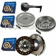 Sachs Clutch And Sachs Dmf With Sachs Csc For Vw Golf V Estate 1.9 Tdi 4motion