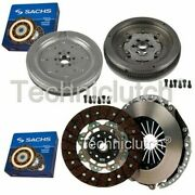 Sachs 2 Part Clutch Kit And Sachs Dmf For Vw Jetta Berlina 2.0 Tfsi