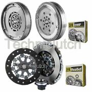 Luk 3 Part Clutch Kit And Luk Dmf For Bmw 3 Series Berlina 320d