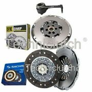 Sachs 2 Part Clutch Kit And Luk Dmf And Csc For Audi A3 Hatchback S3