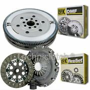 Luk 3 Part Clutch Kit And Luk Dmf For Bmw 5 Series Berlina 525ix 24v