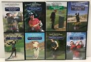 Lot 8 Pga Tour Partners Club Dvd - Golf Game Improvement Series - Learn/how To