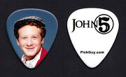 Rob Zombie John 5 Happy Days Ralph Malph Guitar Pick - 2015 Tour