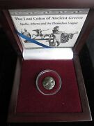The Last Coins Of Ancient Greece - Thessalian Confederacy Ca. 196 -146 Bc And039hgand039