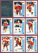 1992-93 Panini Stickers French Nhl Hockey Card 158-308 + Foil A-v See List