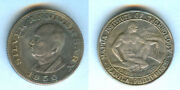 1950 Silver Anniversary Mapua Institute Of Technology Philippine Medal