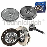 Clutch Kit And Sachs Dmf With Csc For Renault Laguna Sport Tourer Estate 1.9 Dci