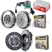 Luk Clutch Kit And Luk Dmf With Fte Csc For Mercedes-benz Sprinter Box 413 Cdi