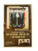 Theory Of A Deadman Poster Scars And Souvenirs