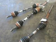 08 09 10 11 12 13 14 Scion Xd Front Drivers Side Axle Shaft Oem 117k Miles