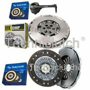 Sachs 2 Part Clutch Kit And Luk Dmf And Sachs Csc For Seat Mpv 1.9 Tdi