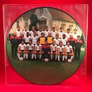 England World Cup Squad 1986 Weand039ve Got The Whole World At Our Feet Picture Disc