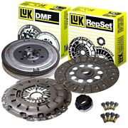 Anno Luk Dmf Bolts And A Clutch Kit For Bmw 4 Gran F36 Coupe 420d