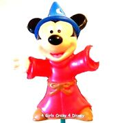Disney Mickey Mouse Fantasmic Sorcerer Antenna Topper Retired Sold Out
