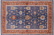 6and039 1 X 9and039 3 Fine Serapi Hand Knotted Rug - P4494