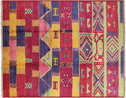 Southwest Navajo Moroccan Area Rug 9and039 5 X 11and039 10 - P5476