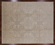 8and039 2 X 10and039 1 Turkish Oushak Hand Knotted Rug - P6581
