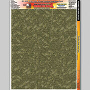 Rough Grass Modeling Skinz Decals Model Train Layouts O Scale - Ho Scale Scenery