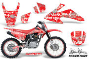 Graphics Kit Decal Wrap + Plates For Honda Crf150 Crf230f 2008-2014 Sssh W R