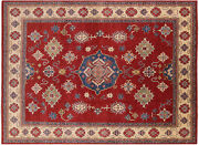 11and039 0 X 15and039 0 Kazak Hand Knotted Wool Rug - H7371