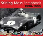 Stirling Moss Scrapbook 1956 - 1960 By Philip Porter English Hardcover Book Fr