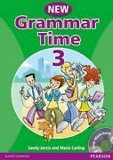 Grammar Time 3 Student Book Pack New Edition By Maria Carling Spanish Free Shi