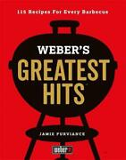Weberand039s Greatest Hits By Jamie Purviance Hardcover Book Free Shipping