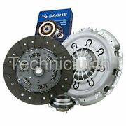 Sachs 3 Part Clutch Kit For Citroen Relay Platform/chassis 2.8 Hdi