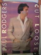Paul Rodgers Poster Cut Loose Bad Company Queen The Firm