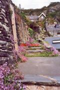 Photo 1999 Steps Through Old Barmouth There Are Several Routes Upwards Through