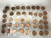 41 Us Mint Inauguration Bronze Medals In The Original Mint Cello Num3980