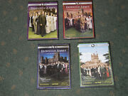 Downton Abbey Season 1 And 2 And 3 And 4 Dvd Original Edition. Brand New Dvd Set.
