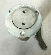 Vintage Boat Tethered Gas Cap With Key