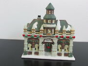 Dickens Collectables 1997 Royal Theatre Light Up