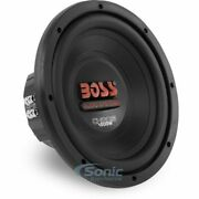 Boss Ch10dvc 10 1500w Rms Car Subwoofer Audio Dvc Power Sub Woofer 4 Ohm Stereo