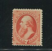 1880 United States Postage Stamp 196 Mint No Gum F/vf Certified
