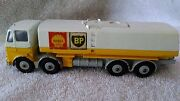 1963 Dinky - Meccano Supertoys Leyland Octopus Bp And Shell Oil Semi W/tanker