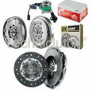 2 Part Clutch And Luk Dmf With Fte Csc For Mercedes-benz Sprinter Box 314 4x4