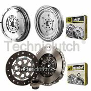 Luk 3 Part Clutch Kit And Luk Dmf For Bmw 3 Series Coupe 316 Ci
