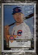 2016 Topps Transcendent 65th Kris Bryant Complete Set /65 Blowout Card