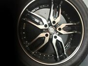 Used 22 Inch Truck Rims And Tires Good Condition. La Area