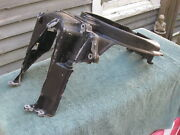1986 Mercury Mariner 75 Top And Rear Cowl Support Bracket 52468 72973