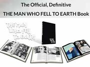 David Bowie The Man Who Fell To Earth 40th Anniversary Book 930/1000 Rare