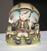Large Erich Stauffer Stormy Weather Limited Edition 55/1555 Figurine