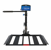 Harmar Al560xl Automatic Extra Large Power Chair Lift And Installation