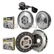 Luk 2 Part Clutch And Luk Dmf With Csc For Fiat Ducato Box 120 Multijet 2.3 D