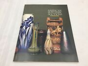 1995 Book-american Art Pottery Auction In Cincinnati-american Pottery Auctions