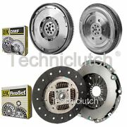Luk 2 Part Clutch And Luk Dmf For Fiat Ducato Platform/chassis 130 Multijet 2.3d