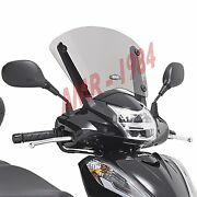 Fairing Lower Sport Smoke And039honda Sh 300i From 2015 A 2017 Givi D1143s