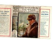 The Man From The Wilds By Harold Bindloss File Copy